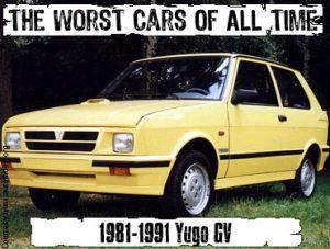 Yugo Worst Car